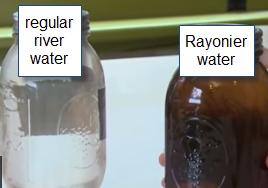 ARK rayonier water